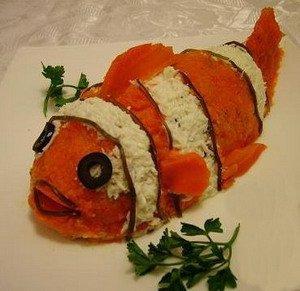 come decorare piatti di verdure e non solo! - Le Meraviglie di ...