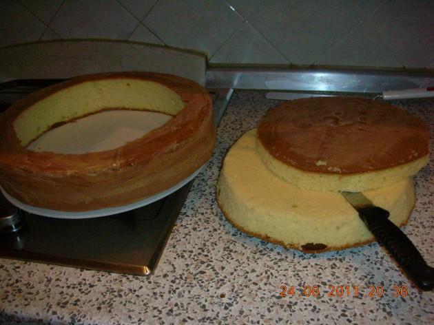Come creare una torta a due piani con un solo pan di for 2000 piani di piani a due piani