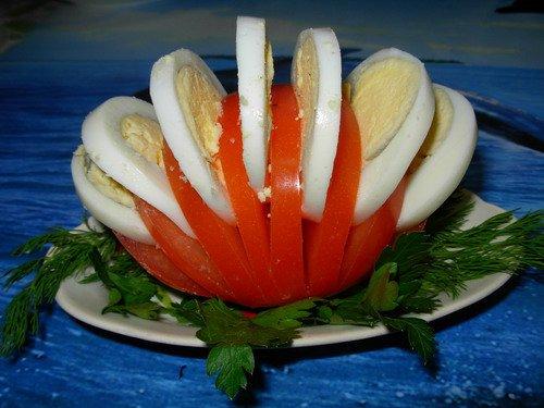 come decorare piatti di verdure e non solo! - Le Meraviglie di Cicetta